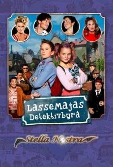 Ver película LasseMajas detektivbyrå - Stella Nostra