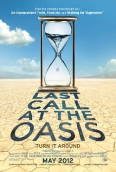 Película: Last Call at the Oasis