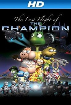 Ver película Last Flight of the Champion