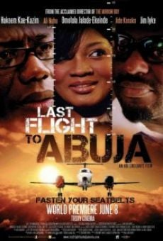 Película: Last Flight to Abuja