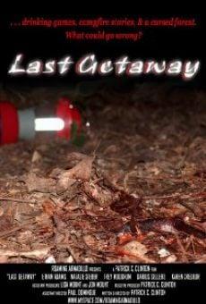 Ver película Last Getaway