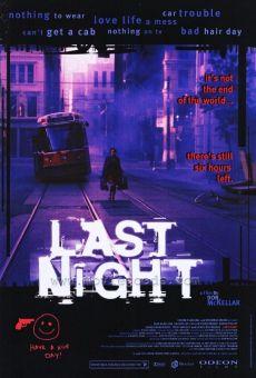Ver película Last Night (La última noche)