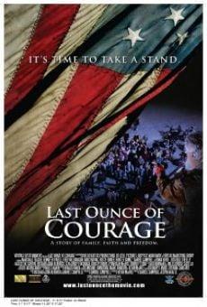 Ver película Last Ounce of Courage