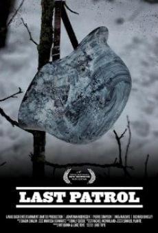 Last Patrol online free