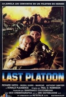 Ver película Last Platoon