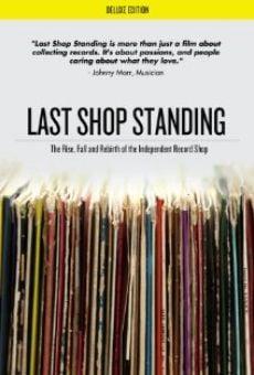 Ver película Last Shop Standing
