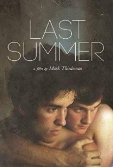Ver película Last Summer