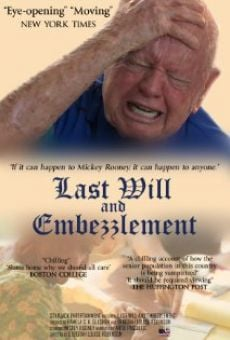 Last Will and Embezzlement online