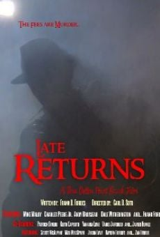 Late Returns online