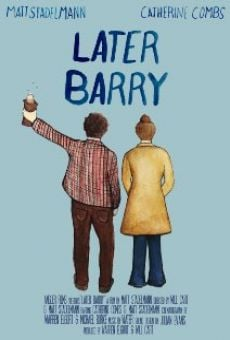 Later Barry online free