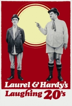 Laurel and Hardy's Laughing 20's on-line gratuito