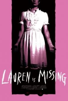 Watch Lauren Is Missing online stream