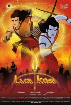 Ver película Lava Kusa-The Warrior Twins