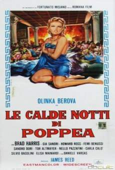 Le calde notti di Poppea online