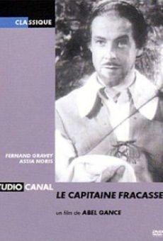 Capitan Fracassa online