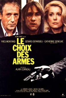 Ver película La decisión de las armas
