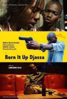 Ver película Le djassa a pris feu