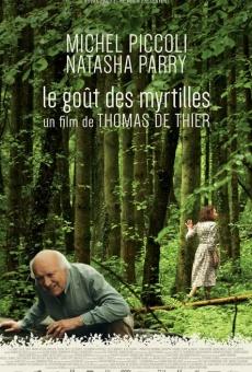 Ver película Le goût des myrtilles