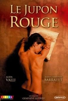 Ver película Le jupon rouge