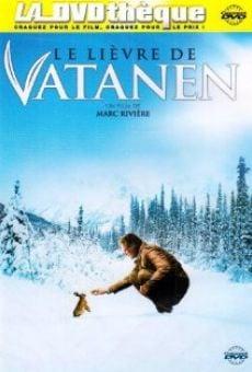 Le lièvre de Vatanen gratis