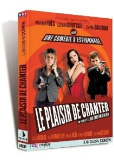 Película: Le plaisir de chanter