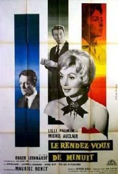 Le rendez vous de minuit 1961 film en fran ais cast - Les coups de minuits bande annonce ...