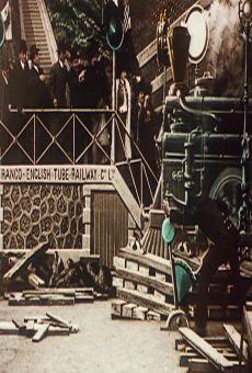 Le tunnel sous La Manche ou Le cauchemar franco-anglais
