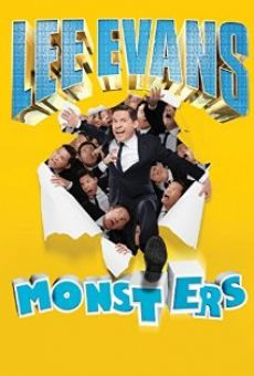 Lee Evans: Monsters online