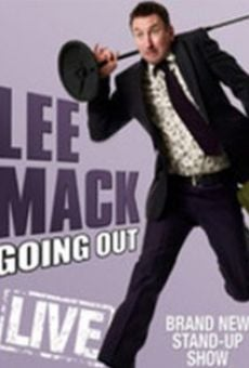 Película: Lee Mack: Going Out Live