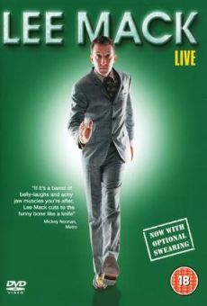 Lee Mack: Live gratis