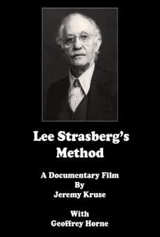 Película: Lee Strasberg's Method