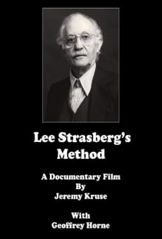 Lee Strasberg's Method en ligne gratuit
