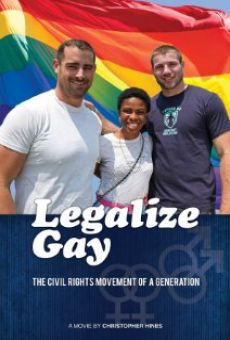 Legalize Gay on-line gratuito
