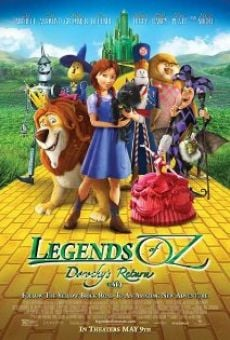 Película: Legends of Oz: Dorothy's Return