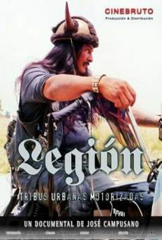 Ver película Legión - Tribus urbanas motorizadas