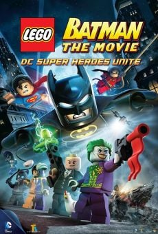 LEGO Batman: The Movie - DC Superheroes Unite online