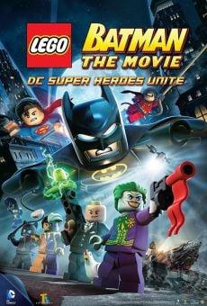 Ver película Lego Batman la Película. El Regreso de los Superheroes de DC