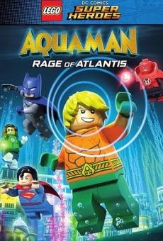 Lego DC Comics Super Heroes: Aquaman - Rage of Atlantis online kostenlos