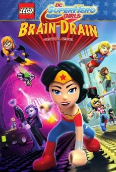 LEGO DC Super Hero Girls: Brain Drain online free