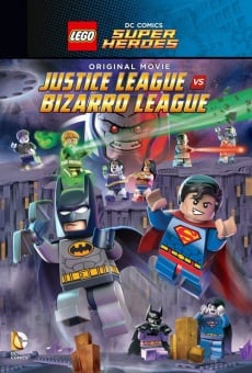 LEGO DC Comics Super Heroes: Justice League vs. Bizarro League stream online deutsch