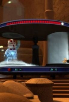 Lego Star Wars: The Yoda Chronicles - Menace of the Sith online
