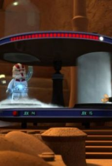 Lego Star Wars: The Yoda Chronicles - Menace of the Sith online free