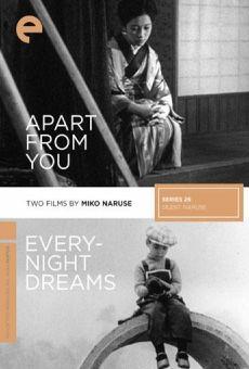 kimi to wakarete 1933 film en fran ais cast et bande annonce. Black Bedroom Furniture Sets. Home Design Ideas