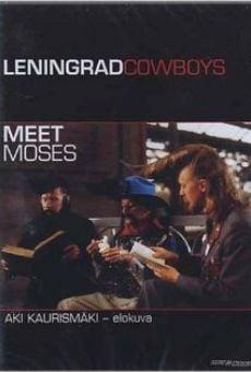 Leningrad Cowboys Meet Moses on-line gratuito