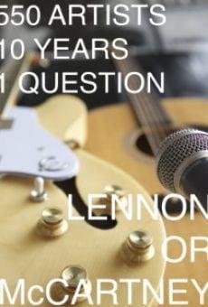 Lennon or McCartney en ligne gratuit