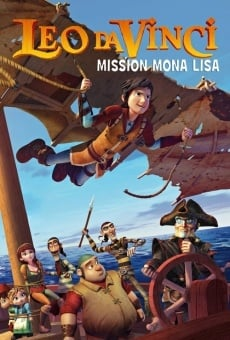 Leo Da Vinci: Mission Mona Lisa on-line gratuito