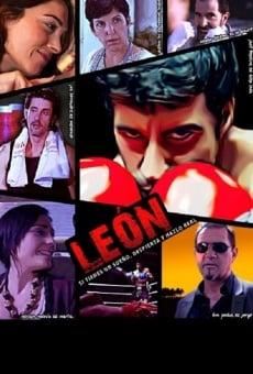 Ver película León