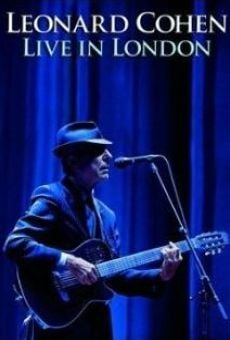 Película: Leonard Cohen: Live in London