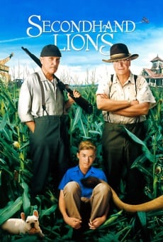 Secondhand Lions on-line gratuito