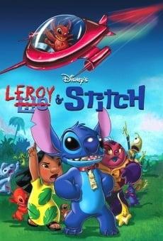 Leroy y Stitch. La Película online